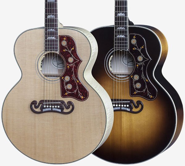 Great Gibson Guitars: The SJ-200