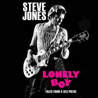 ギブソン・ギタリスト偉人伝: スティーヴ・ジョーンズ