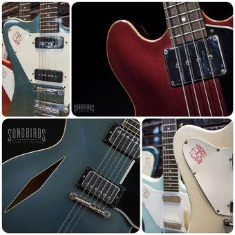 虹色の世界へ:極彩色を纏ったギブソンギター