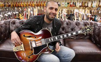 要注目: ジャズギターの代名詞、1962 Gibson L5-CES