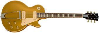 "Music Radar による1952 Gibson Les Paul Modelのレポート: ""歴史的名器"""