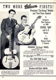 Vintage Guitar掲載記事: Super 400 Premiere Acoustic