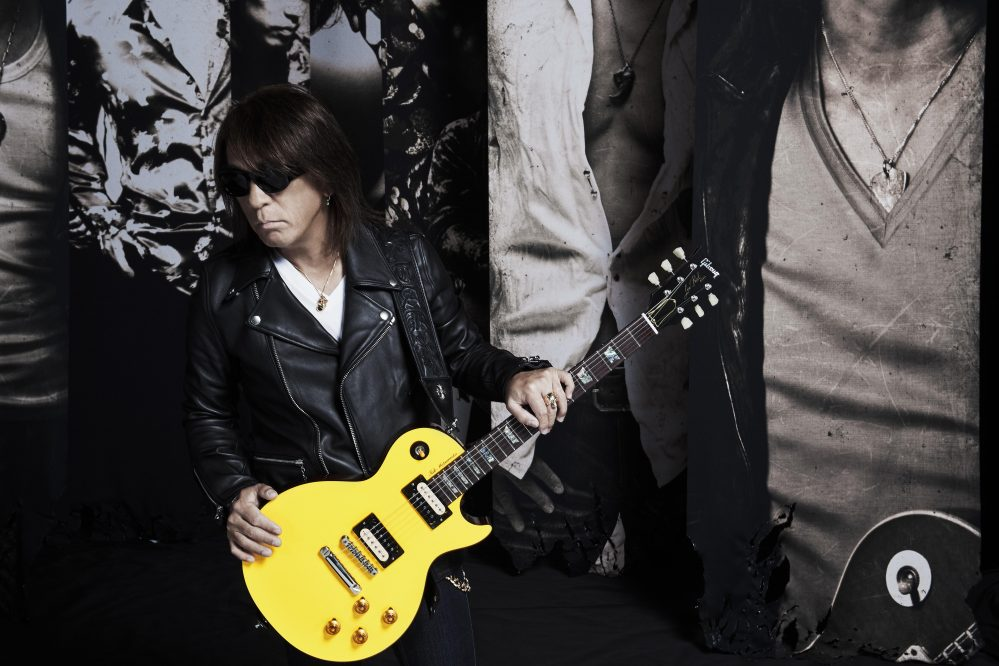 松本孝弘氏のシグネチャ・モデルTak Matsumoto Les Paul Standard Canary Yellow 2018