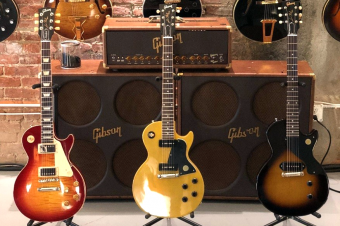 米国製ギターブランドにおいてアイコン的存在のギブソン・ブランズ、新たな時代の到来を告げる –2019ウィンターNAMMショーの事前情報を公表–