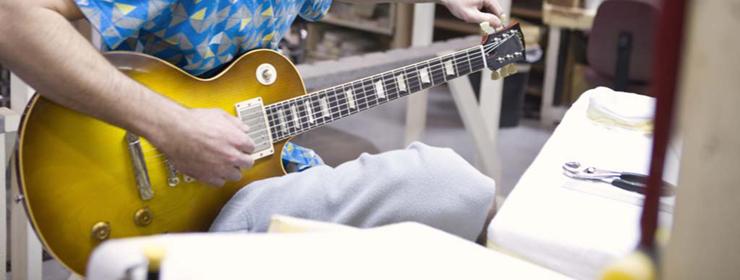 Gibson Tuning Tips