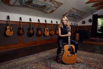 ギブソン・ブランズ、'Sheryl Crow Country Western Supreme'モデルのリリースを発表