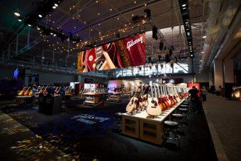 ギブソンがアジア最大の楽器と音楽の見本市『MUISC CHINA』に出展決定、 アーティストを招き新製品を披露予定 (10/10-10/13@上海インターナショナル・エキスポ・センター)