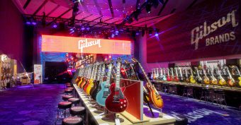 ギブソン・ブランズ、米国カリフォルニア州アナハイムにて開催される 世界最大規模の楽器ショー「WINTER NAMM 2020」(1/16-1/19)を目前に控え新製品群を発表