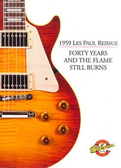 【連載】Gibson CustomとHistoric Reissueの軌跡 (第5回)
