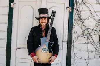 ギブソンから米国のシンガーソングライター/ギタリスト、 ルーカス・ネルソンの最新シグネチャーモデル 『Gibson Lukas Nelson '56 Les Paul Junior』がリリース