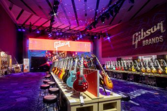 ギブソンが、世界最大規模の楽器見本市NAMM SHOW 2021で 2021年の新製品を発表