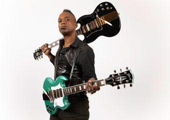"""ギブソンから、ヒップホップ・グループ""""ルーツ""""のギタリスト、 カーク・ダグラスのシグネチャーモデル『Gibson Kirk Douglas SG』がリリース"""