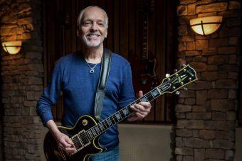 """ギブソンが、英国のギター・レジェンドの一人 ピーター・フランプトンの カスタムショップ製『Peter Frampton """"Phenix"""" Les Paul Custom VOS』の2021年度リリースを発表"""