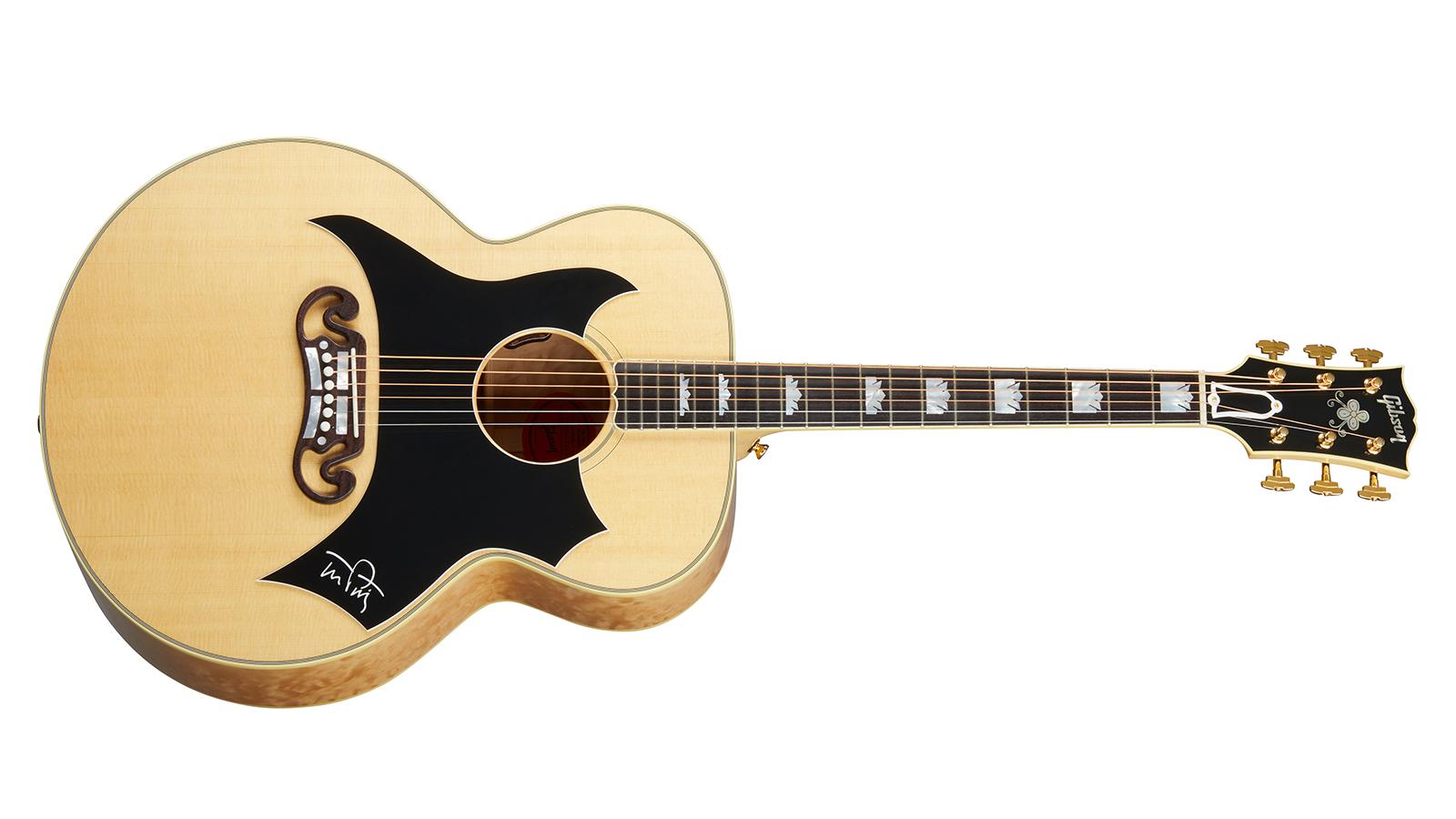 Tom Petty SJ-200 Wildflower