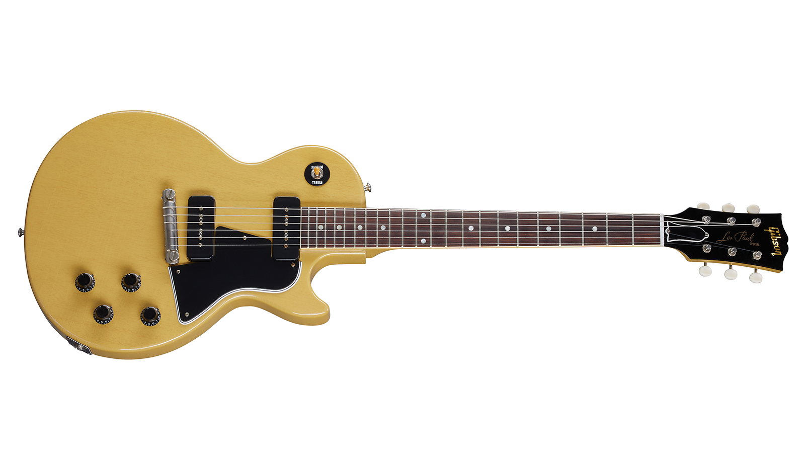 1957 Les Paul Special Single Cut TV Yellow Ultra Light Aged