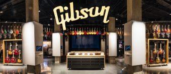 ギブソンの世界観を体験できる世界初の施設『ギブソン・ガレージ』 アメリカの音楽都市ナッシュヴィルに6月9日(現地時間)遂にオープン