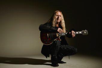"""ギブソン・カスタムショップから、アリス・イン・チェインズのギタリスト ジェリー・カントレルの最新シグネチャー・モデル 『ジェリー・カントレル """"ワイノ"""" レスポール カスタム』がリリース"""